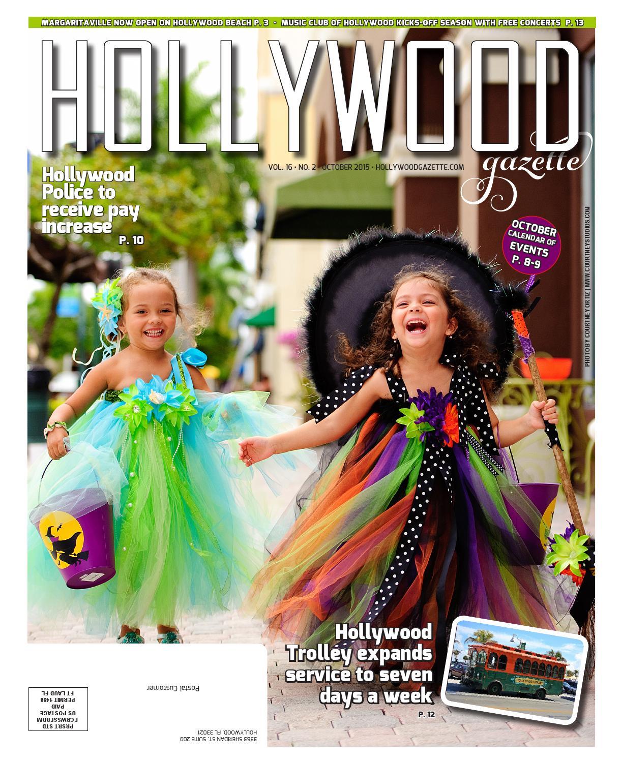 Oct 2015 by Hollywood Gazette - issuu