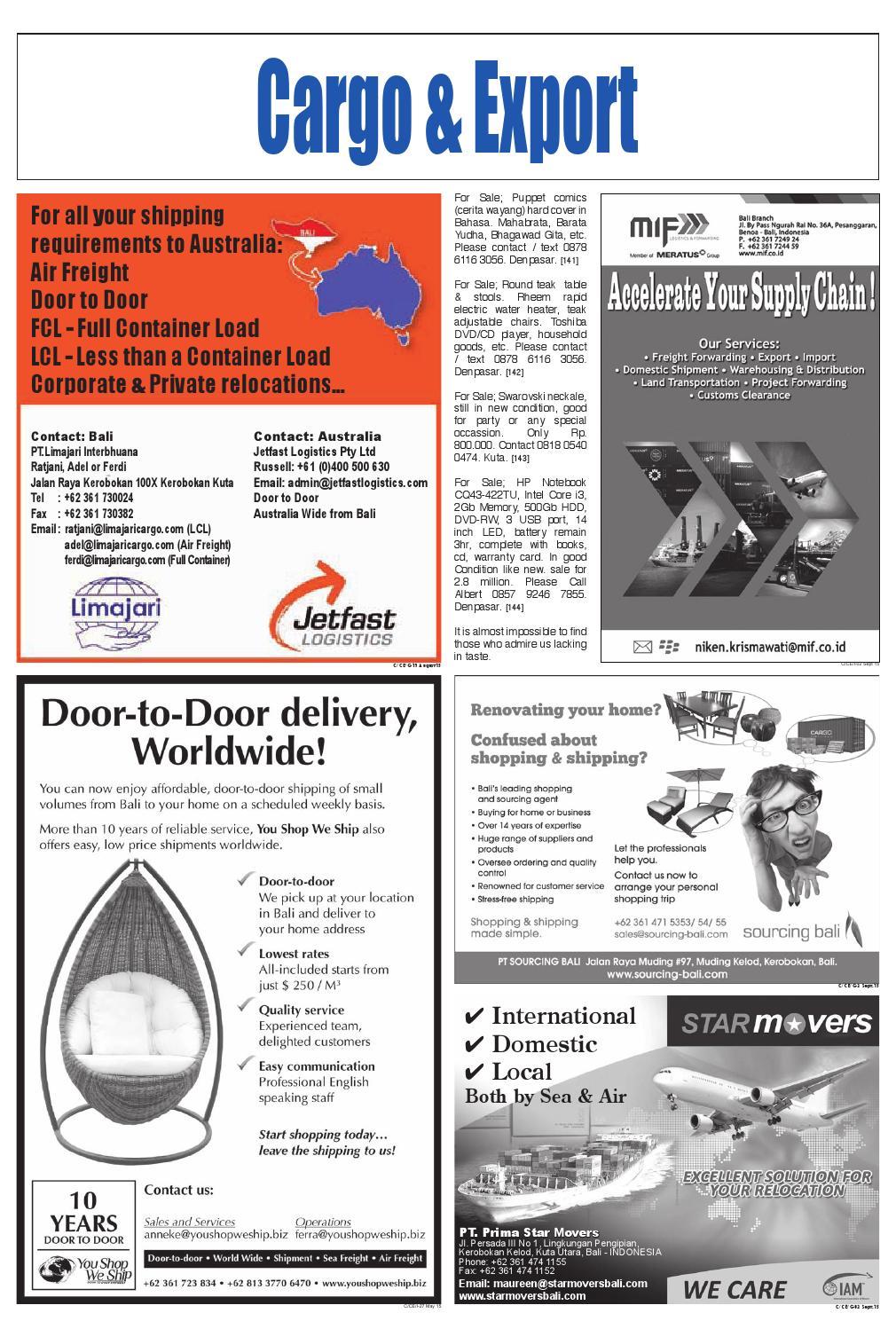 BA_30 September 2015 by Bali Advertiser - issuu