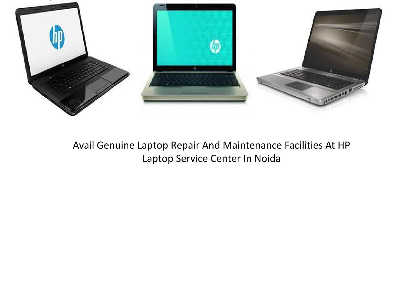 Avail Genuine Laptop Repair And Maintenance Facilities At HP