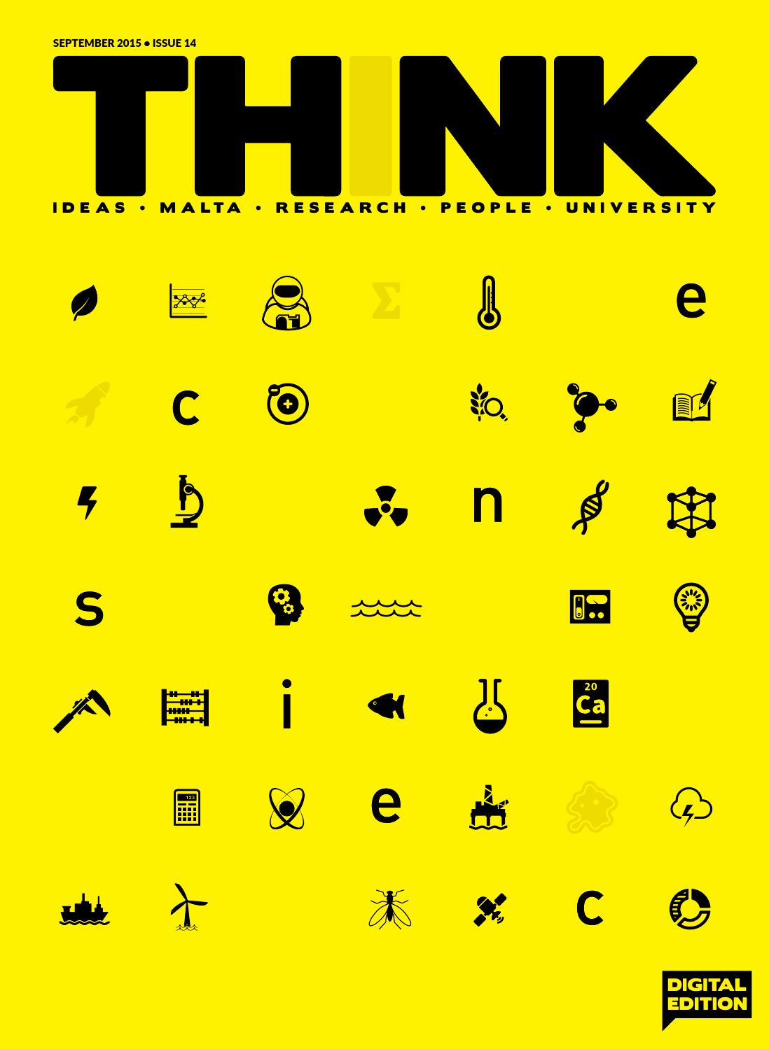 Think Issue 14 By Think Issuu