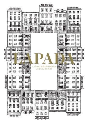 7cb24d0f52bd95 LAPADA Catalogue   Members Directory 2015 by PublicationsUK - issuu