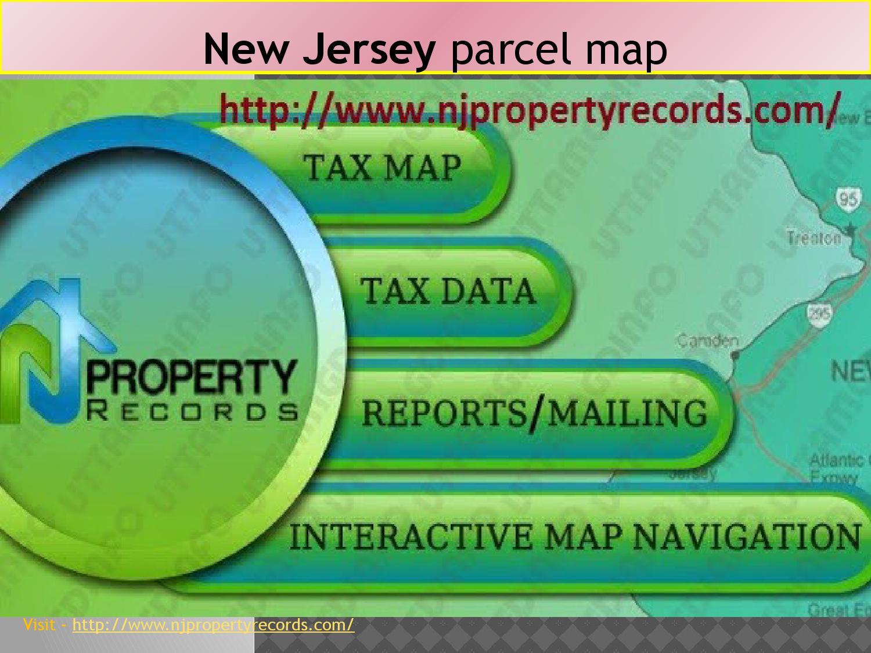 nj property tax records