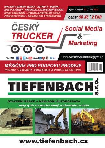 ada89348a2371 Český Trucker říjen 2015 by ČESKÝ TRUCKER - issuu