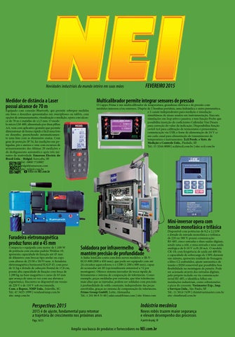 5379c4d40 Revista NEI | Fevereiro 2015 by Revista NEI - issuu