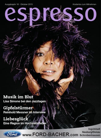 Espresso Magazin Oktober 2015 by espresso Magazin issuu