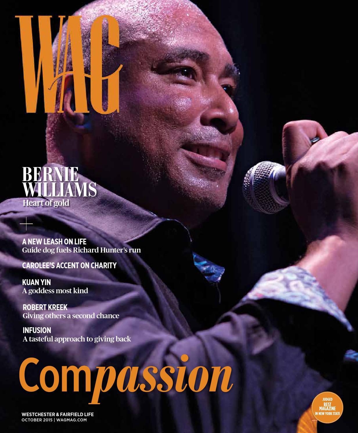 b1b6f4465bab63 WAG magazine October 2015 by Wag Magazine - issuu