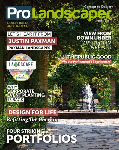 7c8fc5d51818 Pro Landscaper October 2015 by Eljays44 - issuu