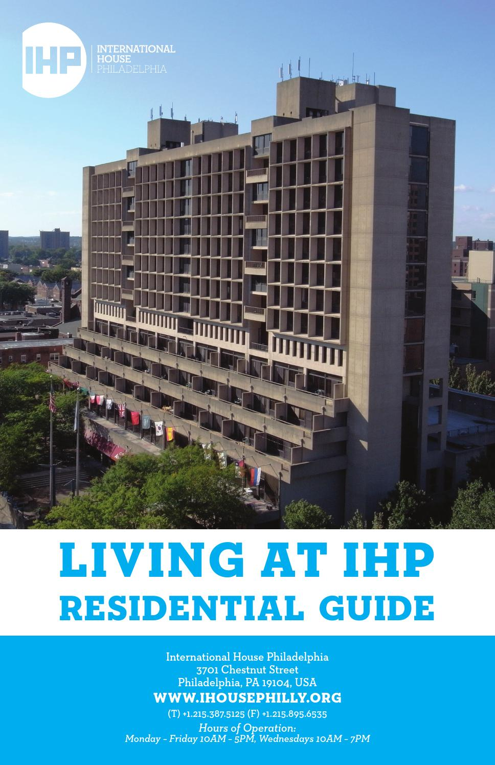 ihp student handbook by international house philadelphia - issuu