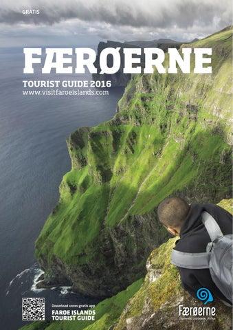 strik med naturen på færøerne