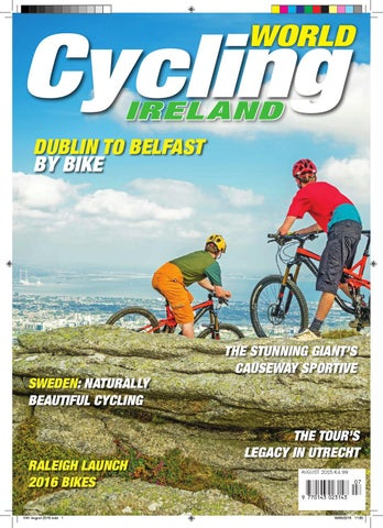 2def7720395 Cycling World Ireland August 2015 by CPL Media - issuu