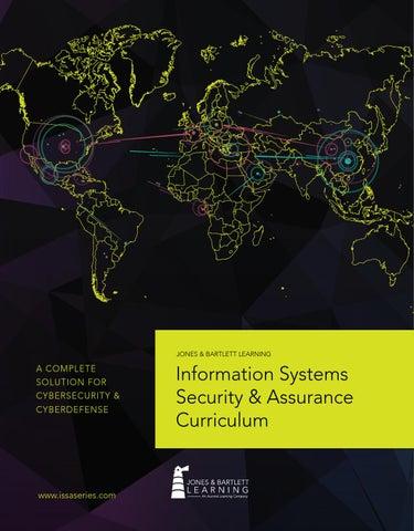 Information Systems Security & Assurance Curriculum - Jones
