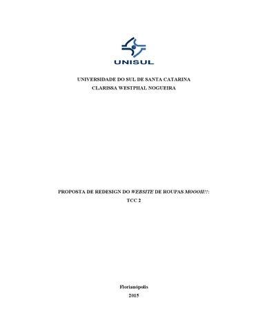 Clarissa westphal nogueira tcc2 by clari issuu page 1 fandeluxe Gallery
