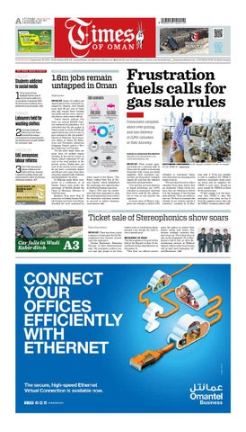 Times of Oman - September 30, 2015 by Muscat Media Group - issuu