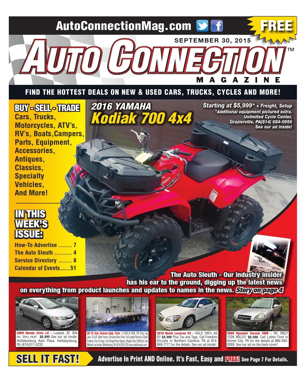 09 30 15 Auto Connection Magazine By Issuu 2009 Buell 1125cr Wiring Diagram