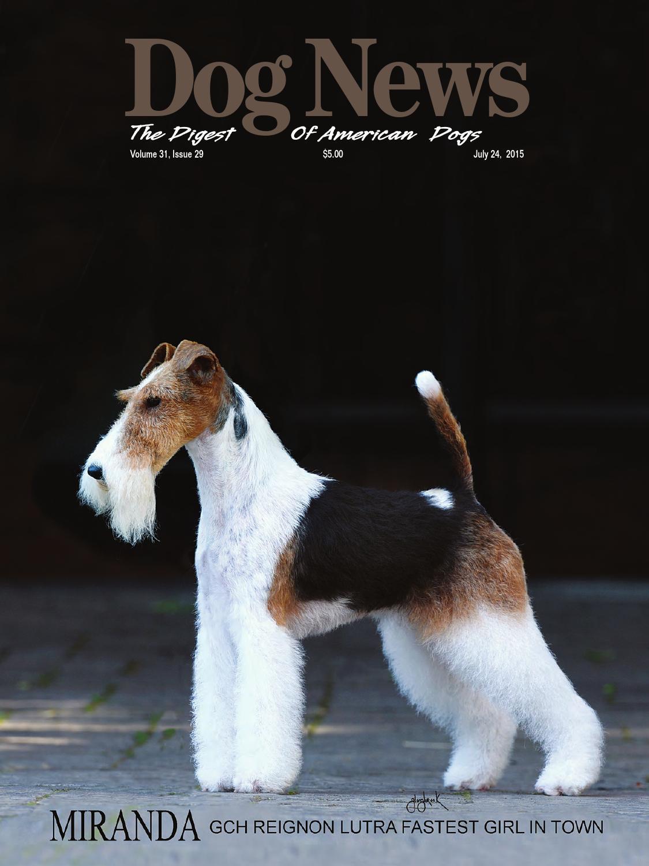 Dog News July 24 2015 By Dog News Issuu