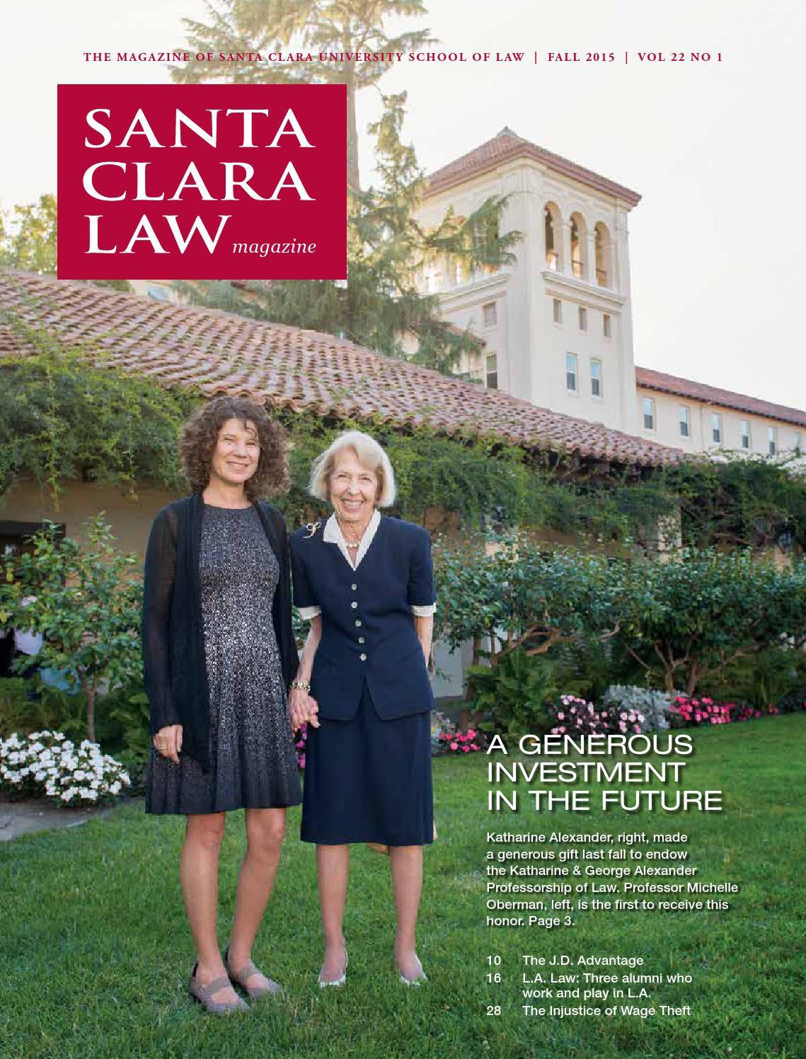 Santa Clara Journal of International Law | Journals ...