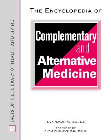 The encyclopedia of complementary and alternative medicine by shamim