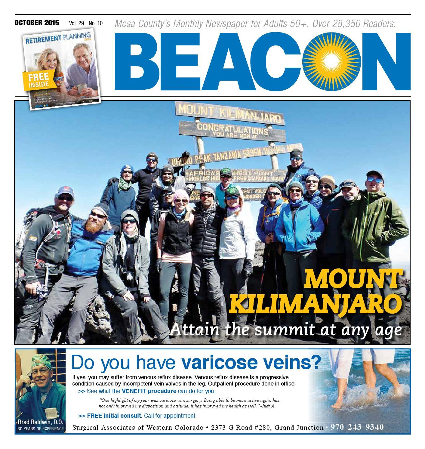 BEACON - October 2015 by BEACON Senior Newspaper - issuu