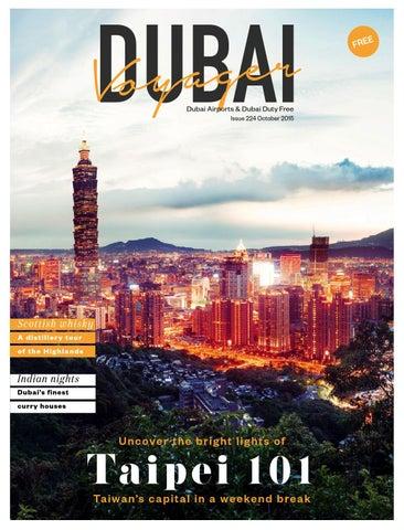 Dubai Voyager | October 2015 by Motivate Publishing - issuu