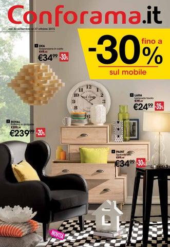 Conforama sconti fino a 40% by Mobilpro - issuu
