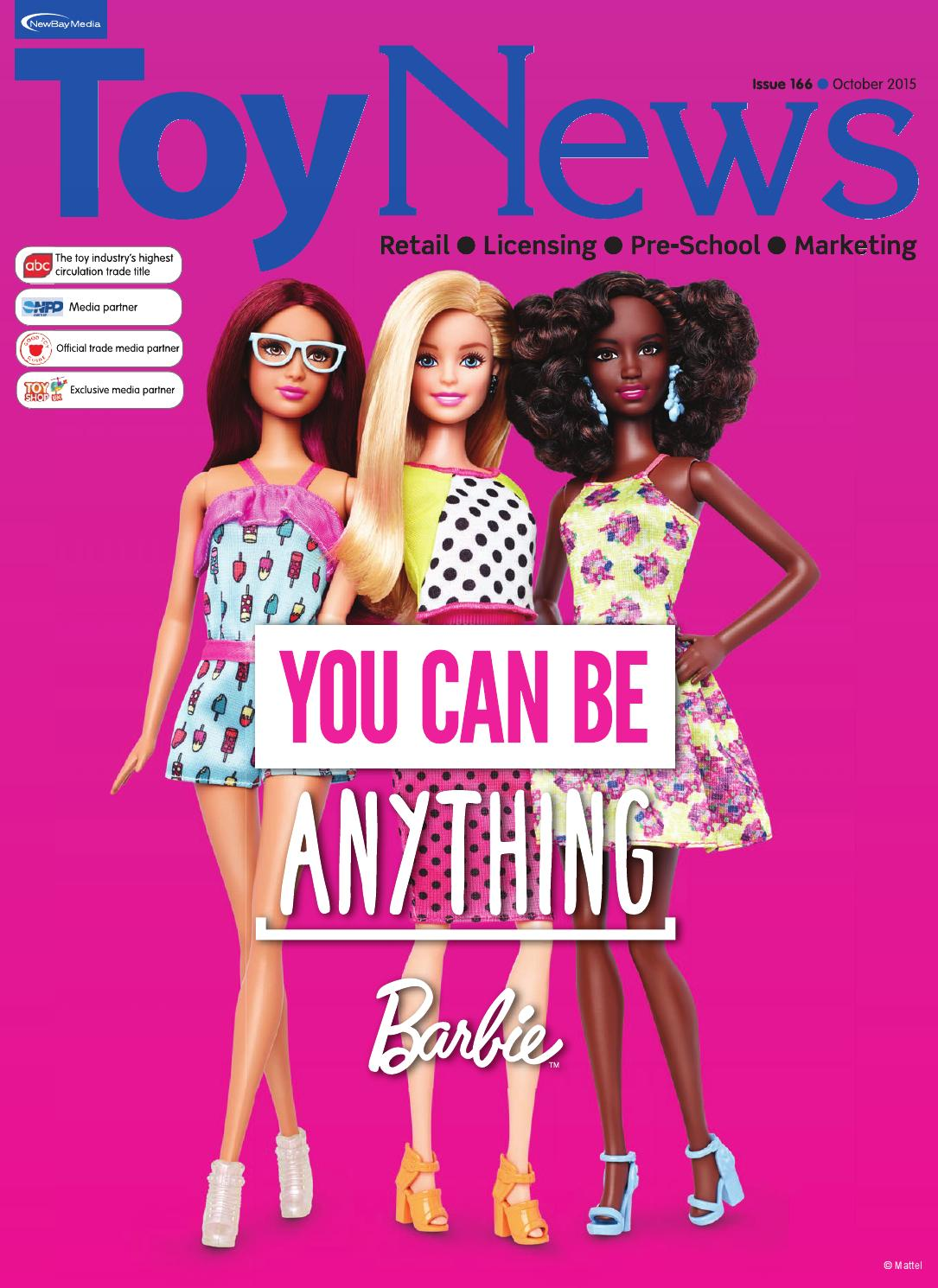 Toy News 166 October 2015