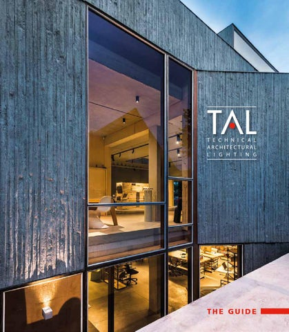 Tal The Guide 2015 2016 By Brink Licht Issuu