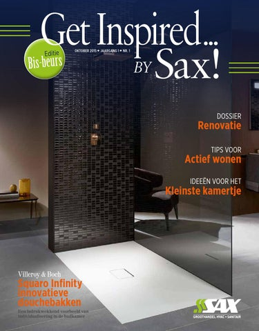 Get Inspired... by sax - editie BIS2015 by Sax: groothandel HVAC ...