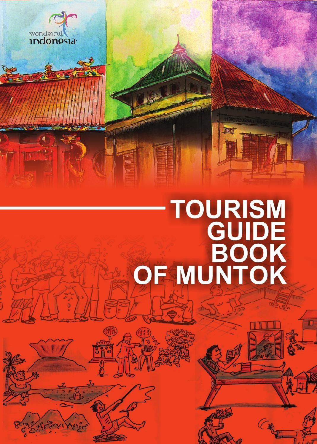 Tourism Buide Book Of Muntok By Ghostcell Issuu Produk Ukm Bumn Jas Koko Motif Etnis