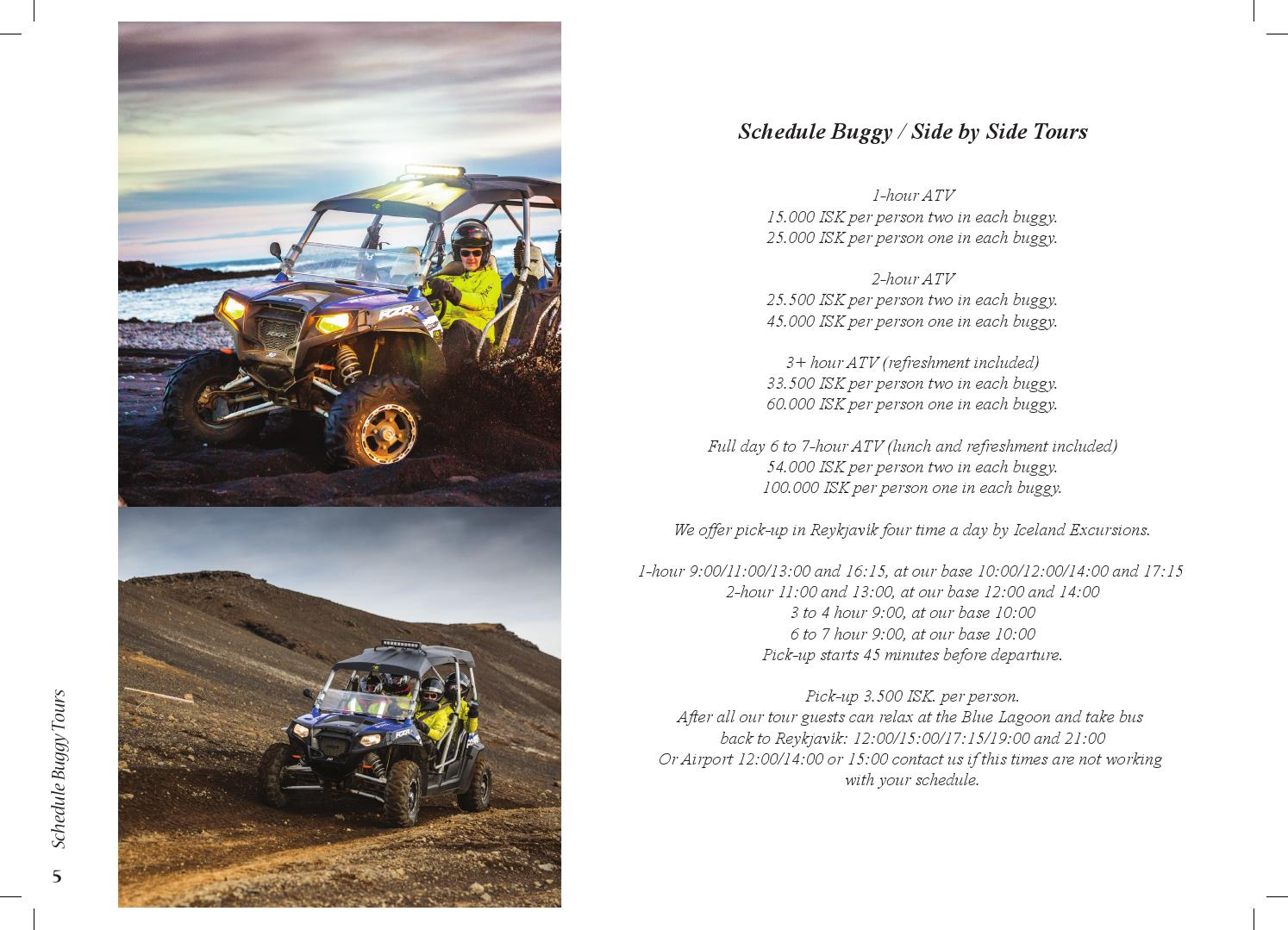 5sida by 4x4adventuresiceland - issuu