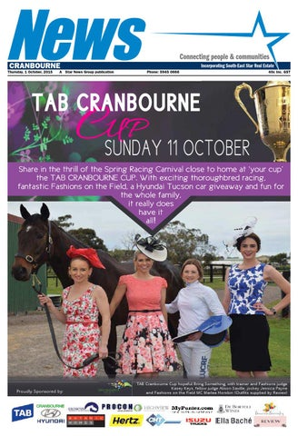 78bac4f6ebb5 News - Cranbourne - 01st October 2015 by Star News Group - issuu