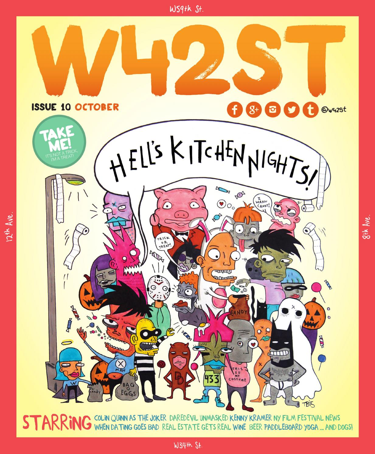W42st Magazine Issue 10 Hells Kitchen Nights By Barking Mad Speed Shop These Are Great Diagrams Issuu