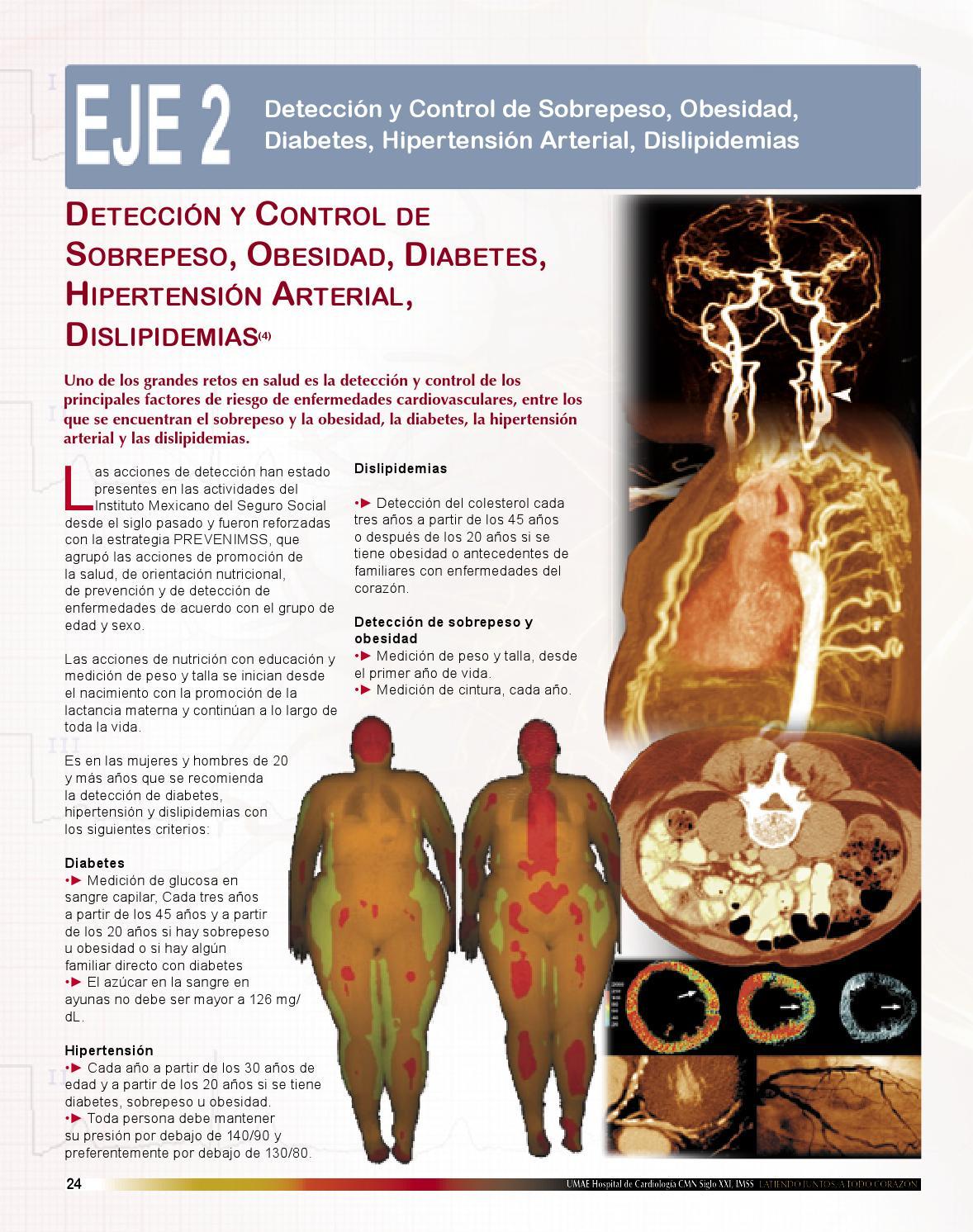 hipertension obesidad y diabetes