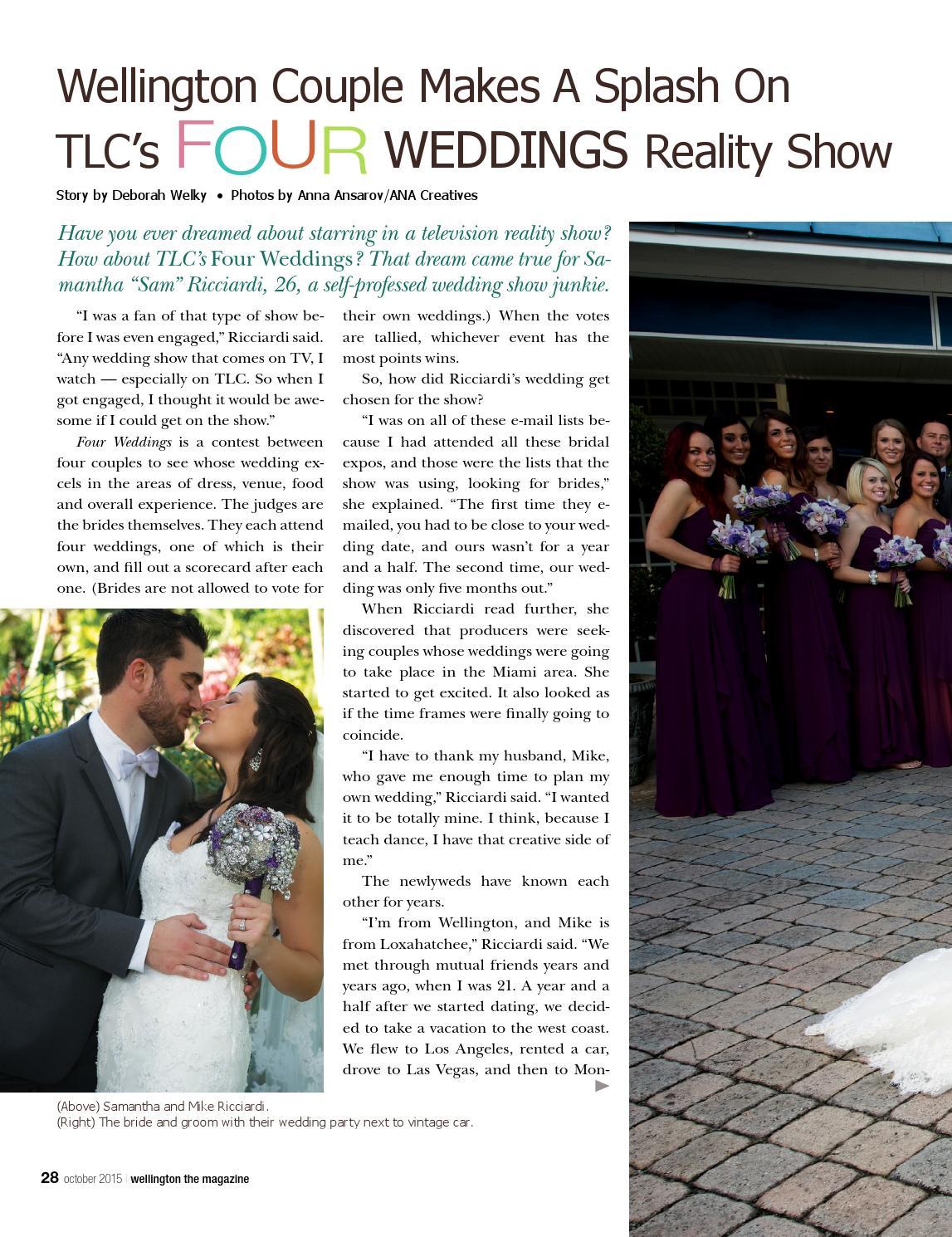 Wellington The Magazine October 2015 By LLC