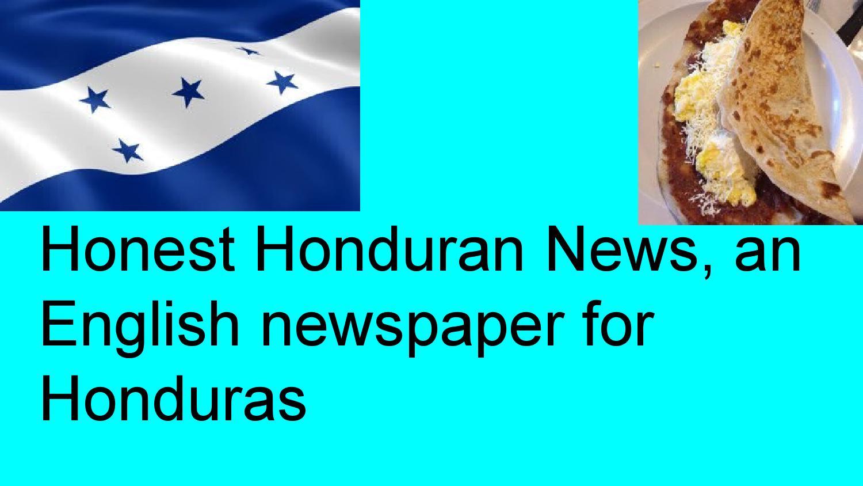 Honest honduran news by Luciano Joshua Gonzalez - issuu