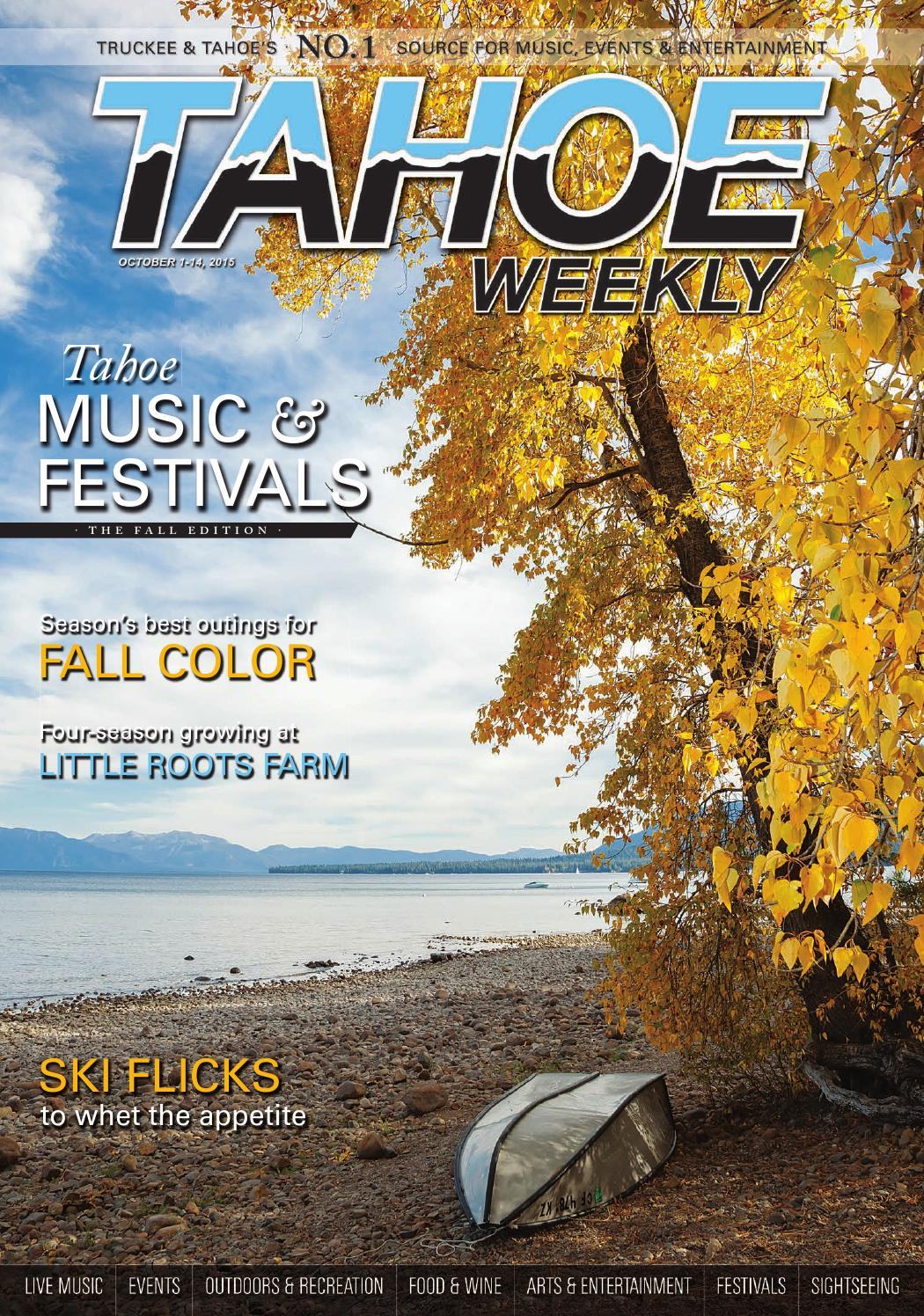 October 1 to october 14 by tahoe weekly issuu