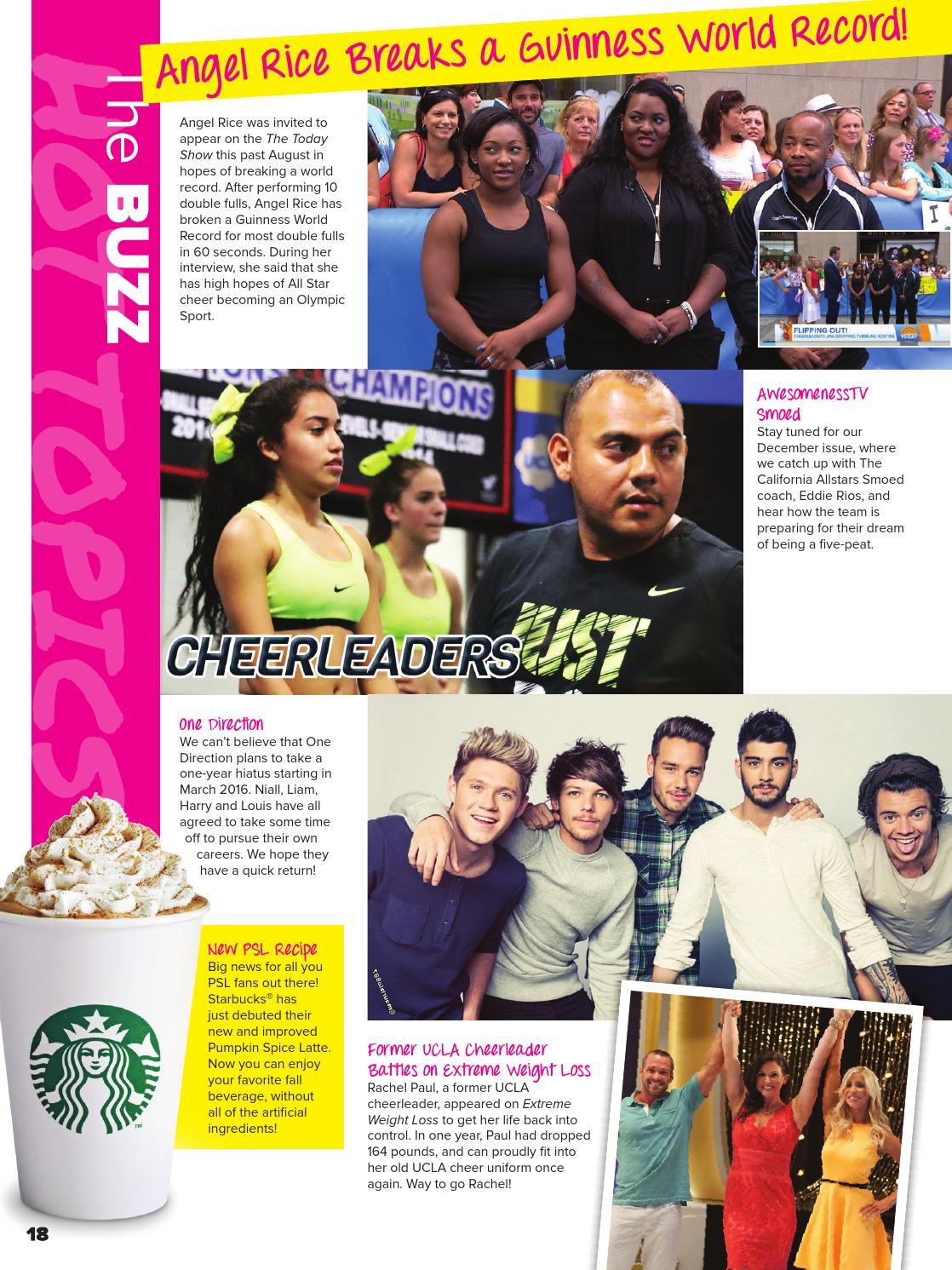 Inside Cheerleading October 2015 Preview By Inside Publications Issuu