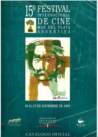 3d58b30c39 15° Festival - Catálogo by Festival Internacional de Cine de Mar del ...