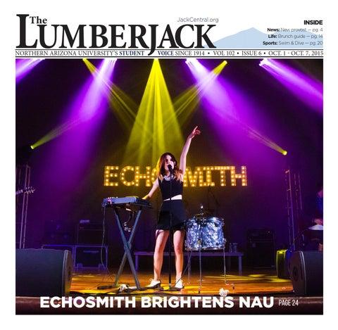 48dfb07d475dbe The Lumberjack -- October 1