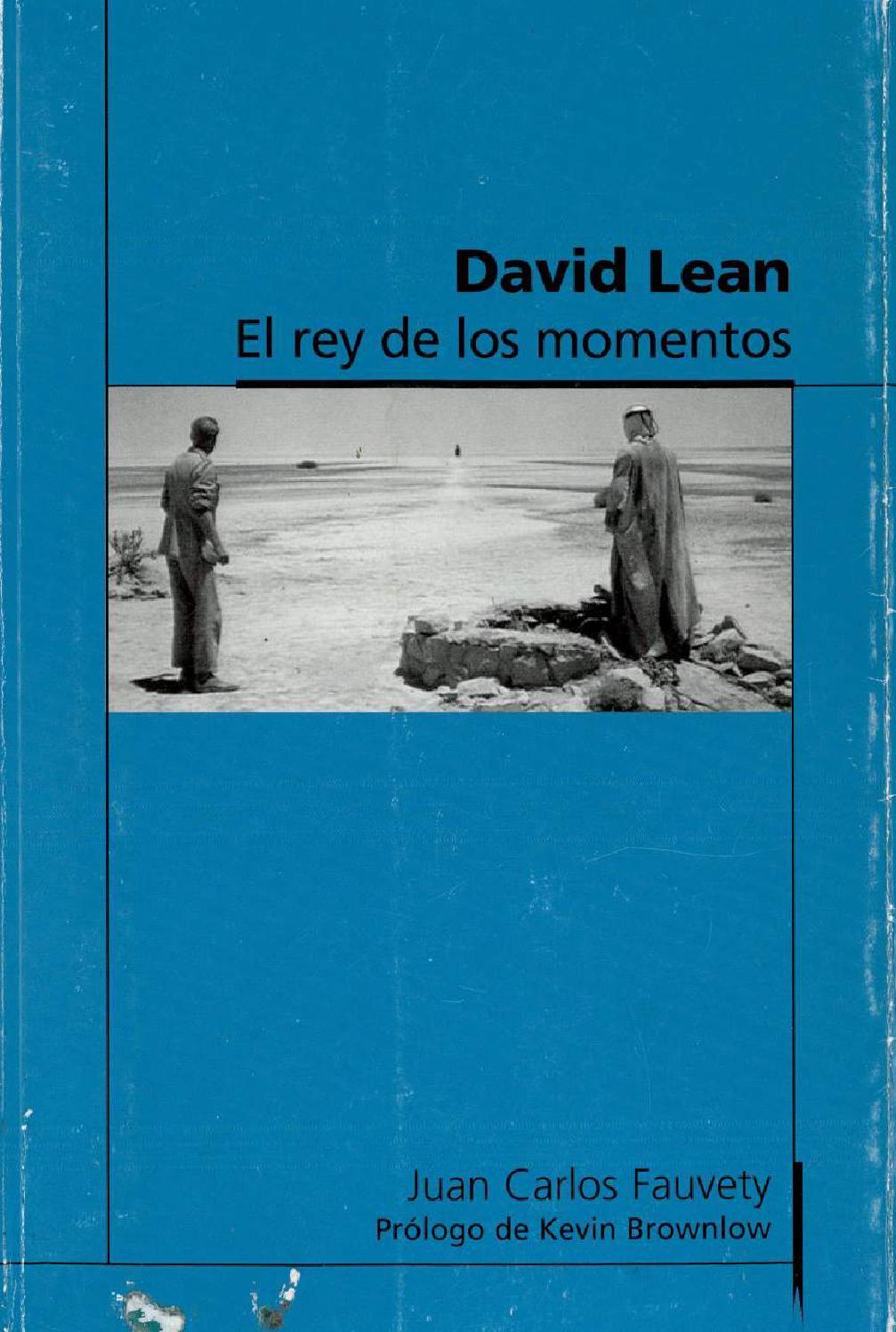 23° Festival - David Lean: el rey de los momentos by Festival ...