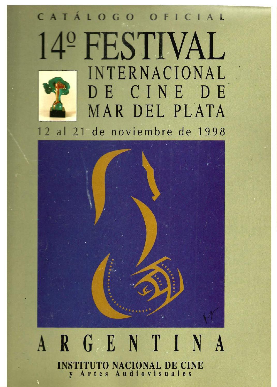14° Festival - Catálogo by Festival Internacional de Cine de Mar del Plata  - issuu