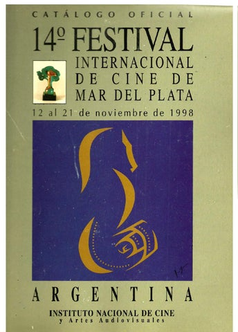 14 Festival Catlogo By Festival Internacional De Cine De Mar Del