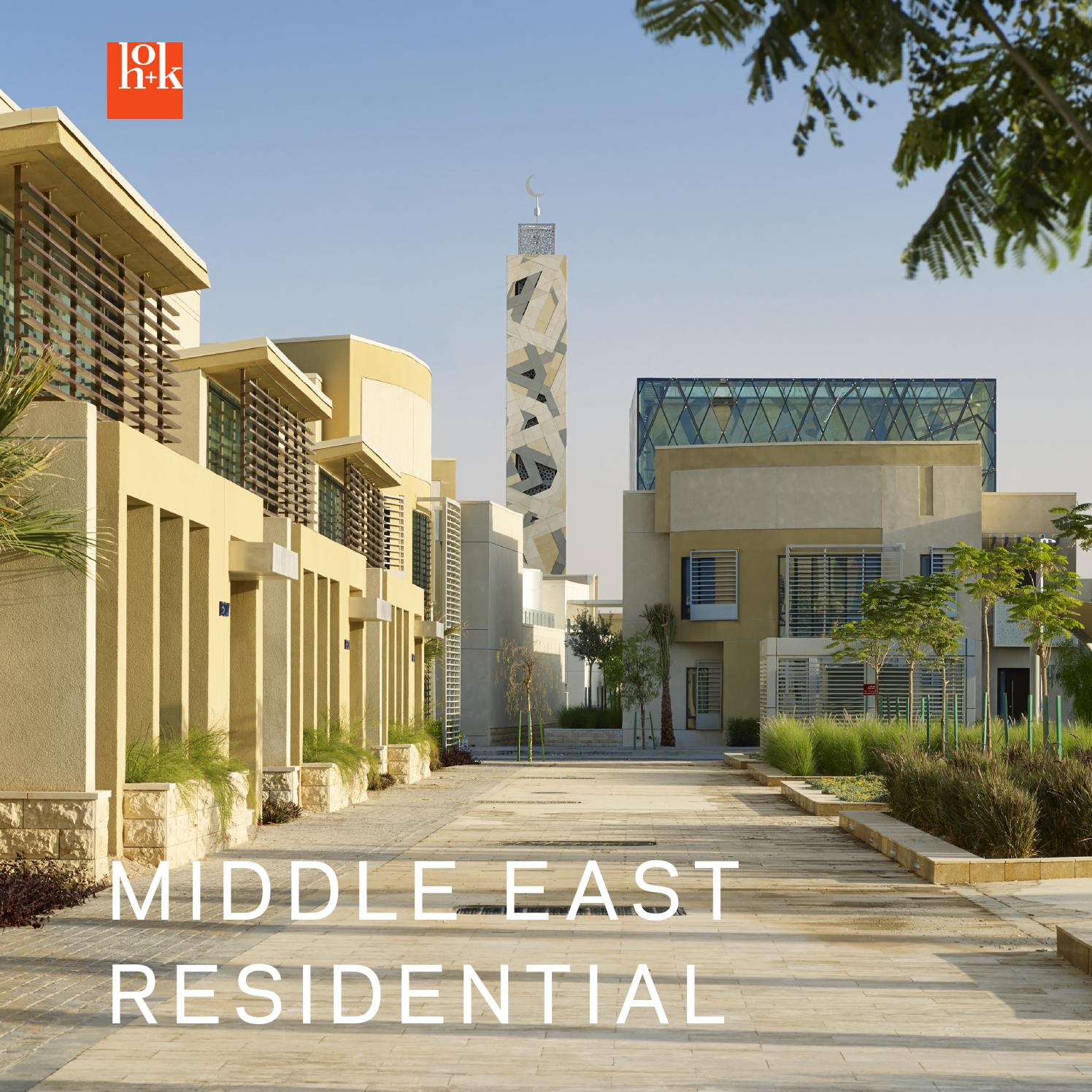 Middle East Residential Book by HOK Marketing issuu – Saudi Aramco Housing Floor Plans
