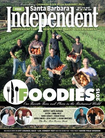 Santa Barbara Independent, 10/01/15 by SB Independent - issuu