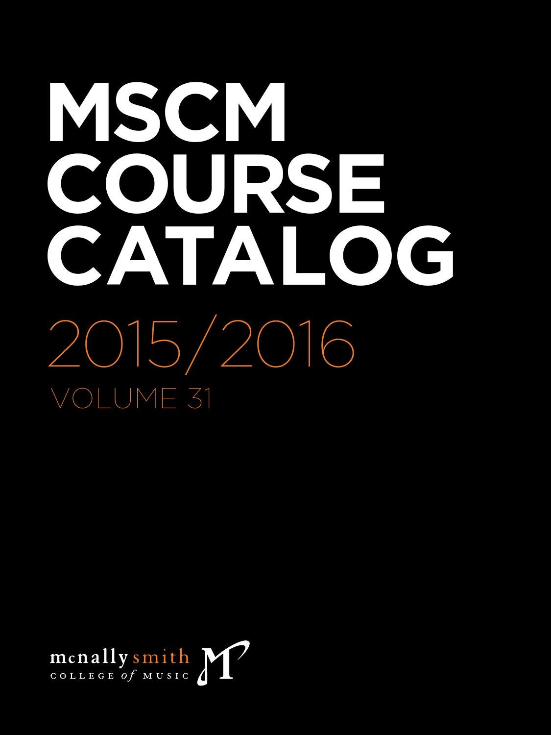 Mcnally Smith Course Catalog 2015 2016 By College Of Jguitar Will Draw Chord Diagrams For Each The Symbols Entered Music Issuu