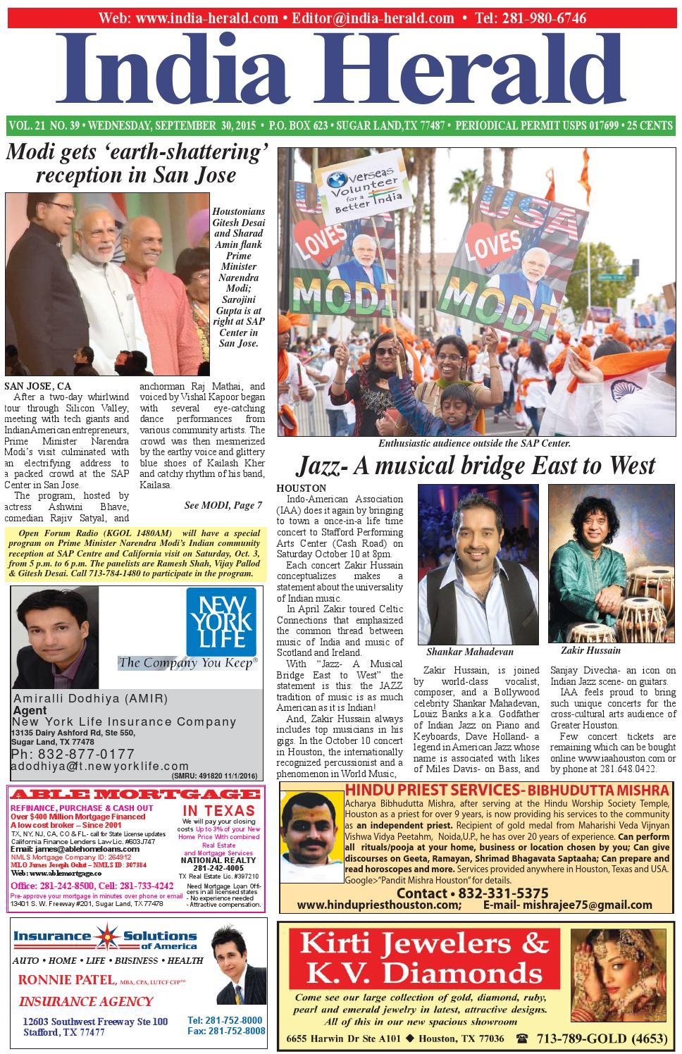 Indiaherald 093015 By India Herald Issuu