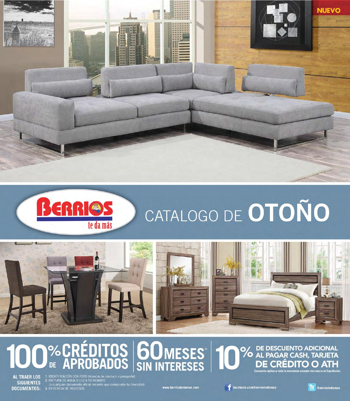 Catálogo Otoño 2015 | Berrios