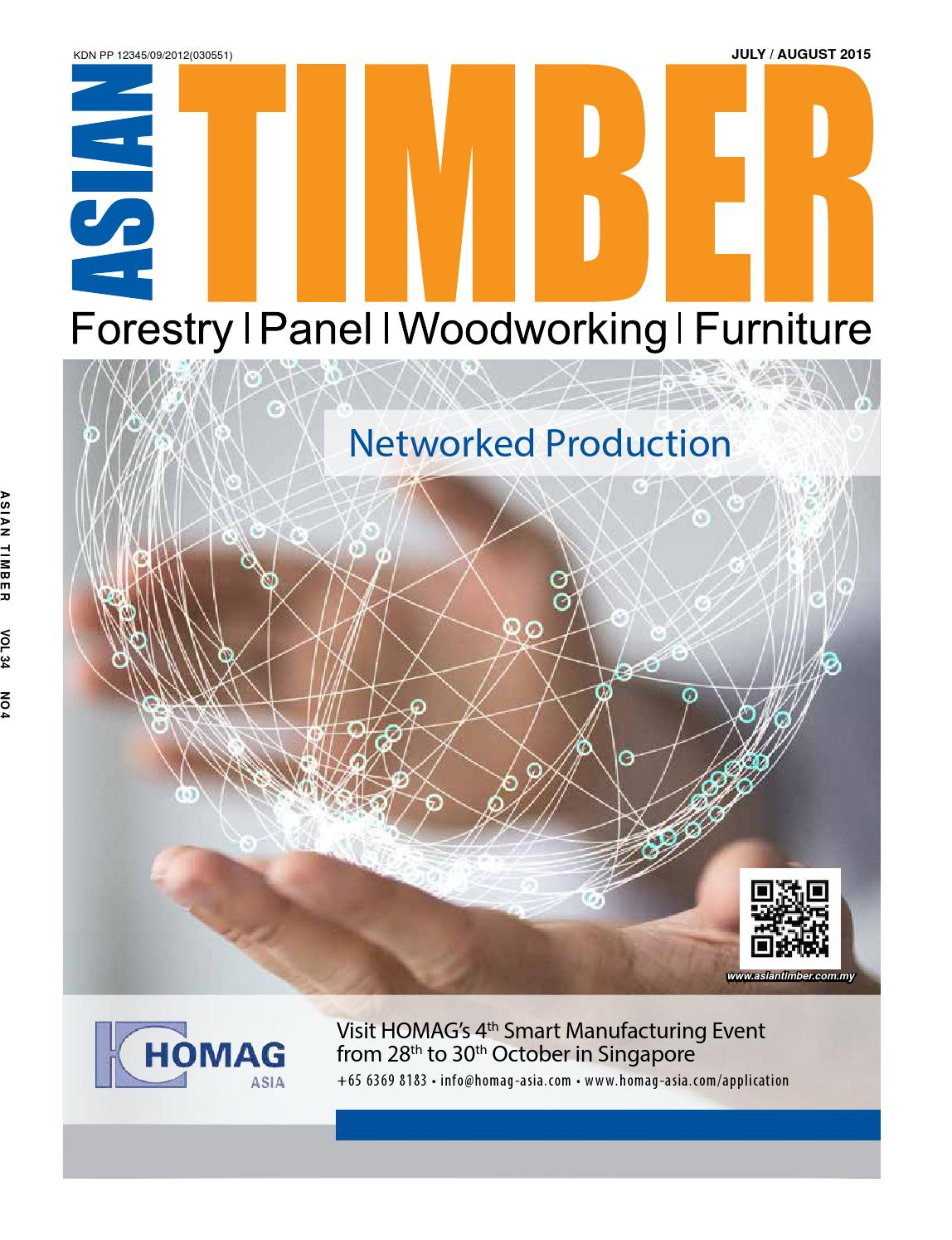 Asian Timber | Issue Jul-Aug 2015 by sirkuden - issuu