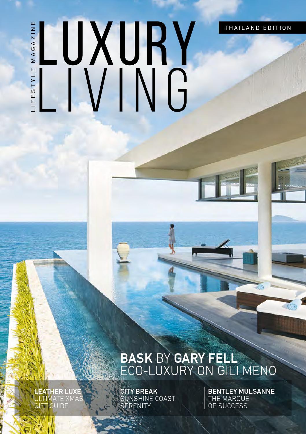 Living Magazine luxury living magazine 8 issue by luxury living magazine issuu
