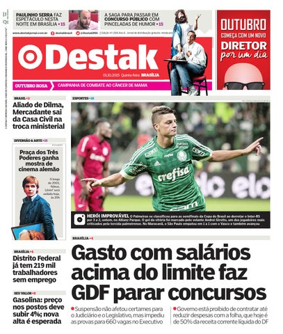 Brasília - 1306 by Destak Jornal - issuu ae35404876f5d