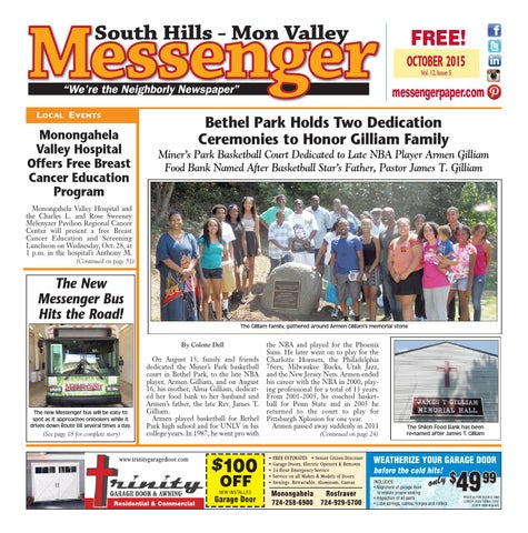 South hills mon valley messenger june 2015 by south hills mon south hills mon valley messenger fandeluxe Choice Image